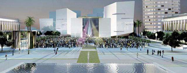 Le chantier du Grand Théà¢tre de Casablanca sera ouvert dans les tout prochains jours