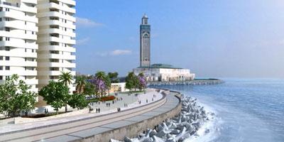 Réhabilitation de la médina de Casablanca.