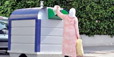 Les Casablancais vont évaluer le système de gestion des déchets ménagers