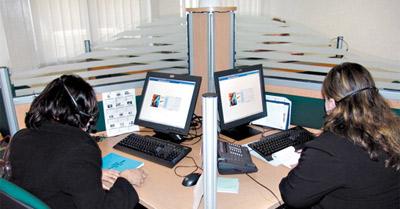 Centres d'appel : les profils maîtrisant la langue française se raréfient
