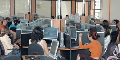 Des centres d'appel marocains à la conquête du marché français