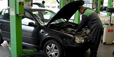 Le nombre de visites  techniques de véhicules en hausse de 8,14%