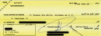 Chèque pré-barré : les commerçants et les PME font de la résistance