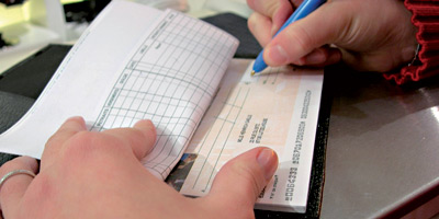 Chèques impayés :  le phénomène s'aggrave…
