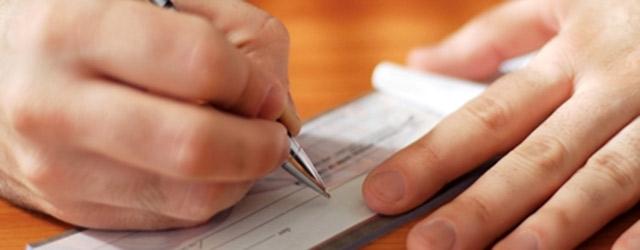 Chèques sans provision : comment la personne morale fait office de bouclier