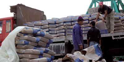 Les cimentiers ont augmenté leurs prix : 4 DH supplémentaires par sac de 50 kg