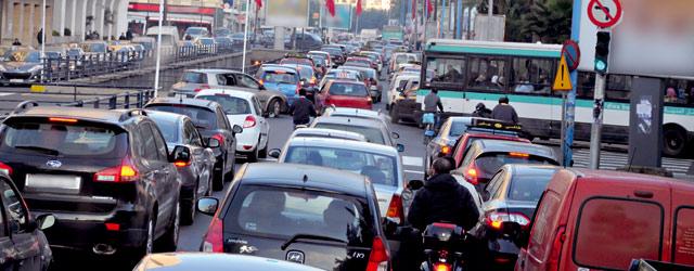 Transport et circulation à Casablanca : les solutions préconisées par l'Intérieur