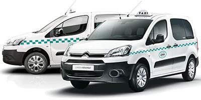 Citroën livre son premier Berlingo Taxi