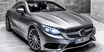 Mercedes Classe S Coupé, un concentré fort de luxe et de sportivité !