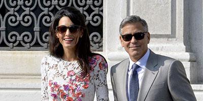 Lune de miel à Marrakech pour George Clooney et Amal Alamuddin !