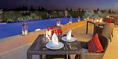 Le Clos des oliviers, une maison d'hôtes de luxe ouvre à Marrakech