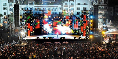 Le Concert pour la Tolérance célèbre  l'ouverture et l'hospitalité du Maroc