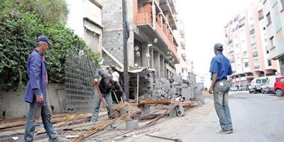 Jusqu'à quand durera la pagaille des chantiers de construction ?