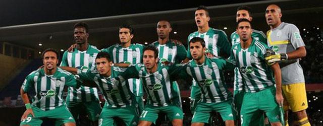 Le Raja de Casablanca en finale de la Coupe du monde des clubs-Maroc 2013