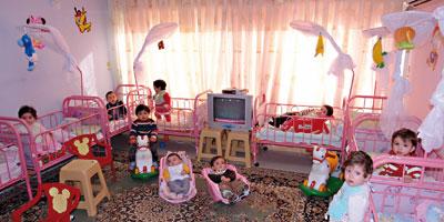 ouvrir une cr che 30 de marge et 4 ans pour r cup rer sa mise lavieeco. Black Bedroom Furniture Sets. Home Design Ideas