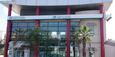 Crédit du Maroc : le bénéfice 2010 lourdement impacté par le coût du risque