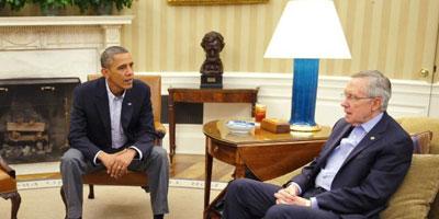 Crise budgétaire: Washington espère une percée dans les négociations