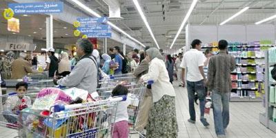 Consommation des ménages : une tendance positive maintenue à fin juillet 2014