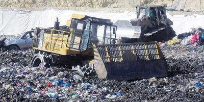 Dakhla :  la nouvelle décharge publique déjà opérationnelle