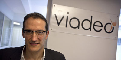 Rencontre avec Dan Serfaty, co-fondateur et CEO de Viadeo