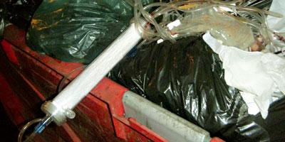 Les hôpitaux non dotés de moyens de traitement de leurs déchets doivent externaliser la gestion d'ici fin 2012