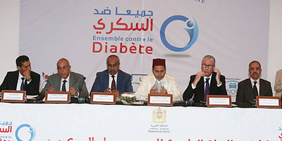 Diabète : lancement de la campagne nationale de sensibilisation