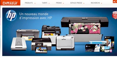 Diffazur, distributeur des produits HP et Canon, ouvre son capital au fonds Mediterrania SCR