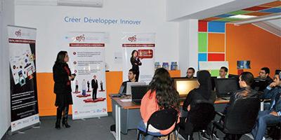 Démarrage officiel de l'opération Â«Digital jobs for Moroccan youth»