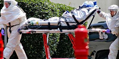 Un premier cas d'Ebola confirmé aux USA