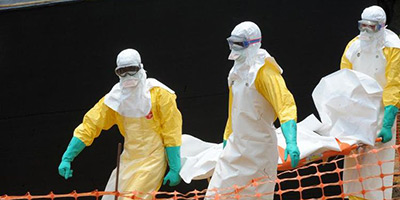 Ebola : 124 nouveaux cas en une semaine !