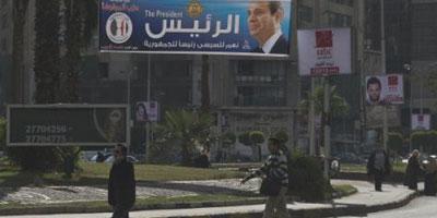 EGYPTE : Les élections présidentielles fixées aux 26 et 27 mai