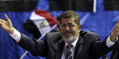 Mohamed Morsi, premier président islamiste dans l'histoire de l'Egypte