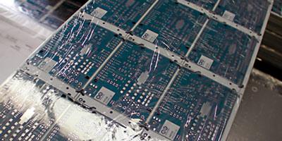 Electronique : l'activité se redresse depuis l'été