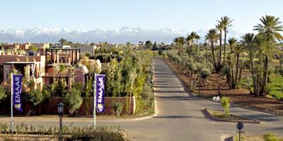 Le groupe Emaar regroupe trois de ses filiales au Maroc