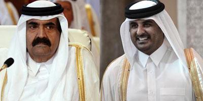 L'émir du Qatar abandonne le pouvoir au profit de son fils