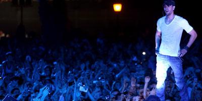 Ambiance latino à Mawazine : Enrique Iglesias en concert avec «Loreen», gagnante de l'Eurovision 2012