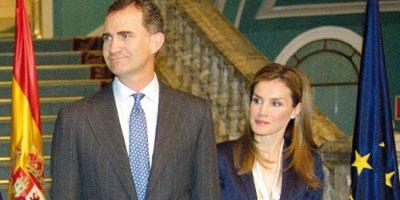 Le Roi Felipe VI en visite officielle au Maroc