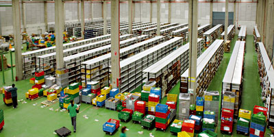 Le spécialiste des installations industrielles Espanola de Montajes Metalicos s'implante au Maroc