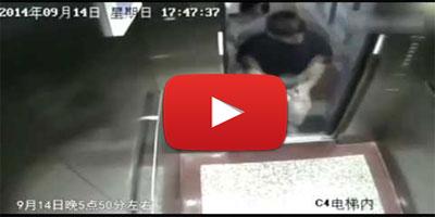 Un étudiant meurt écrasé par un ascenseur !