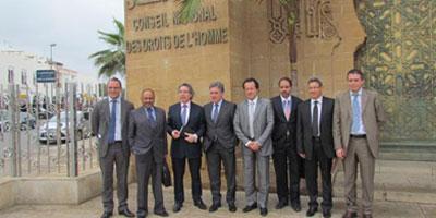 Une délégation d'eurodéputés en visite au Maroc pour consolider les relations UE-Maroc