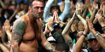 L'Europe n'est pas à l'abri de la violence dans les stades
