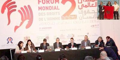 Ouverture à Marrakech du Forum mondial des Droits de l'Homme