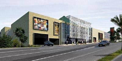 Ce que sera le premier mall de la ville de Fès