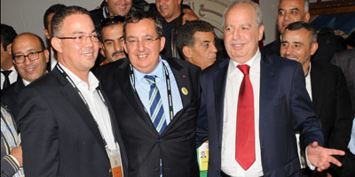 Football : Fouzi Lekjaa à la tête de la FRMF