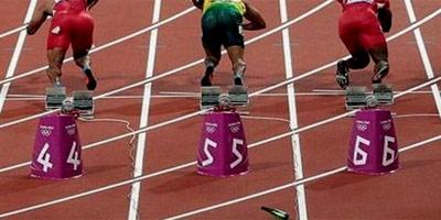 JO Londres 2012 : Ivre, un spectateur lance une bouteille sur la piste olympique