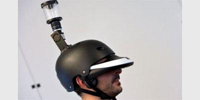 FlyViz, Un casque qui permet d'avoir des yeux dans le dos !