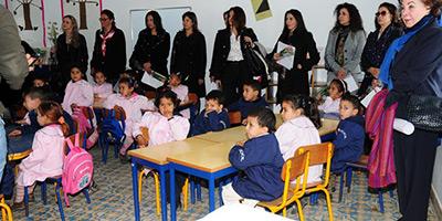 Lancement de la 65e école de la Fondation BMCE