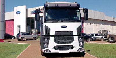 Nouveau Ford Cargo :  plus d'équipements, d'économie et de puissance