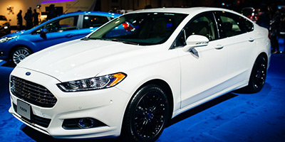 La nouvelle Ford Fusion introduit de nouvelles technologies sur son segment