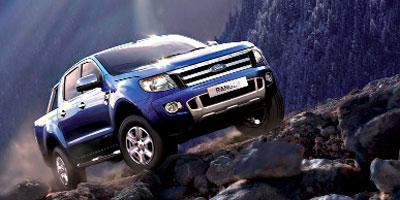 Ford Ranger : un look contemporain